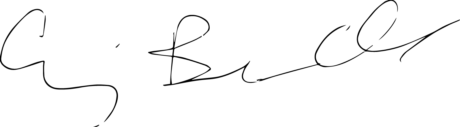 BROMELL SIGNATURE